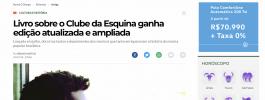 Matéria publicada no jornal O Tempo