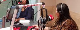 Participação no programa Tarde Ponto Com na Rádio Itatiaia